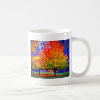 Autumn Delight - saturated Coffee Mug