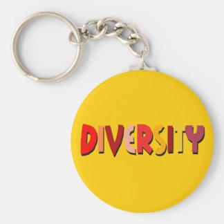 Autumn Diversity Keychain