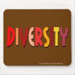 (Autumn) Diversity Mousepad (horizontal style)