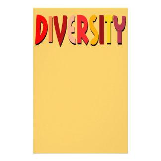(Autumn) Diversity Mustard Stationery