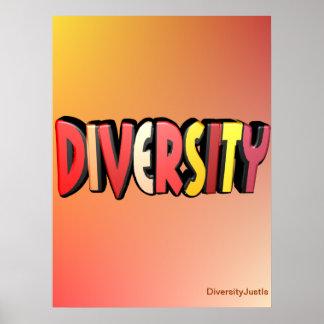 Autumn Diversity Poster