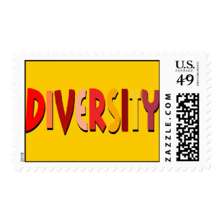 Autumn Diversity Stamps