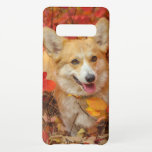 Autumn Dog Samsung Galaxy S10+ Case