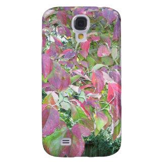 Autumn Dogwood Samsung Galaxy S4 Cover