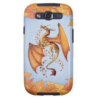 Autumn Dragon Fantasy Samsung Galaxy SIII Cover
