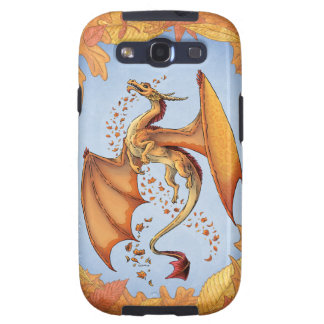 Autumn Dragon Fantasy Samsung Galaxy S3 Cover