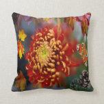 Autumn Dreaming ~ Throw Pillow