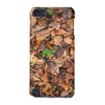 Autumn Dry Leaves and Green Clovers iPod Touch (5th Generation) Cases