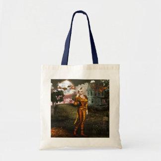 Autumn Elf Canvas Bag
