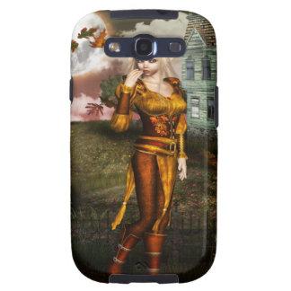 Autumn Elf Samsung Galaxy SIII Covers