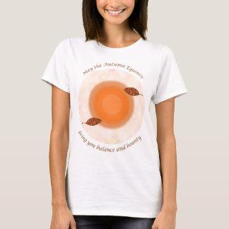 Autumn Equinox Blessing T-shirt