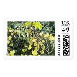 Autumn Equinox Grapevine Mabon Harvest Home Postage