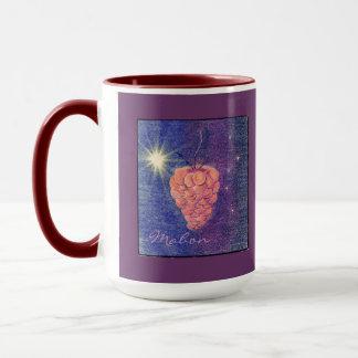Autumn Equinox Mabon/Add Your Color Bkgd Mug