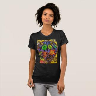 autumn Equinox / Mabon / Alban Elfed / Awen art T-Shirt