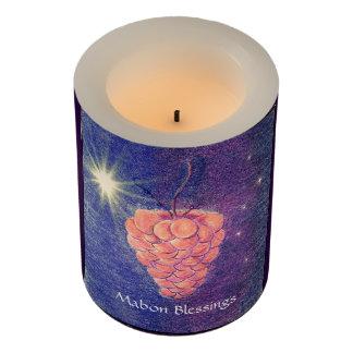 Autumn Equinox Mabon Flameless Candle