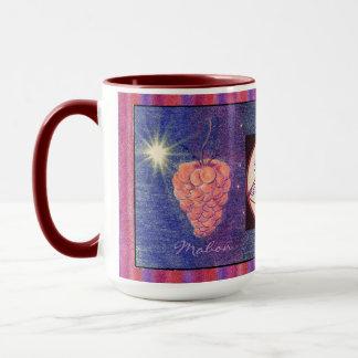 Autumn Equinox Mabon with Triquetra Mug