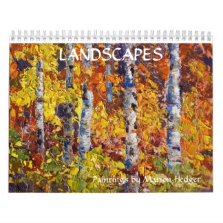 Autumn Explosion (Copy) (2).jpg, LANDSCAPES, Pa... Calendar