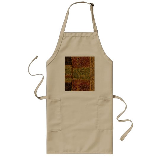 Autumn Fabrication Long Apron
