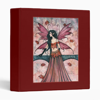Autumn Fairy Binder by Molly Harrison