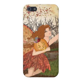 Autumn Fairy Case For iPhone SE/5/5s