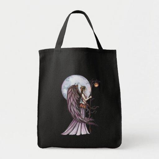Autumn Fairy Fantasy Art Tote Bag