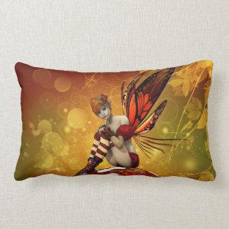 Autumn Fairy Lumbar Pillow