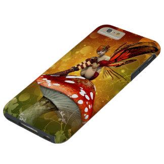 Autumn Fairy Tough iPhone 6 Plus Case