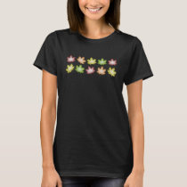 Autumn / Fall Leaves design T-Shirt