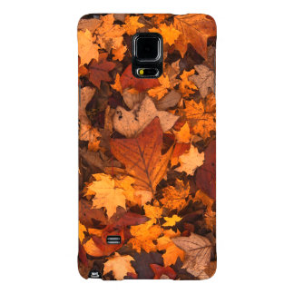 Autumn/Fall Leaves Galaxy Note 4 Case