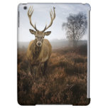 Autumn Fall with beautiful red deer stag iPad Air Case