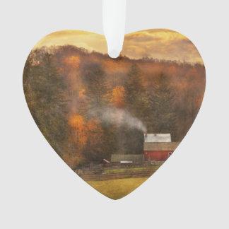 Autumn - Farm - Morristown, NJ - Charming farming