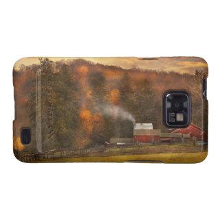 Autumn - Farm - Morristown, NJ - Charming farming Galaxy S2 Cases