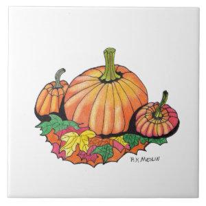 Autumn Favorite...Tile... tile