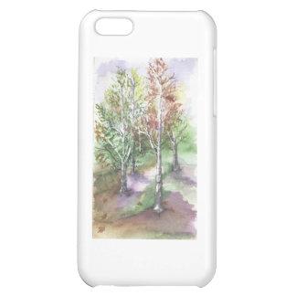 autumn feeling iPhone 5C cover