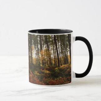 Autumn Ferns Mug