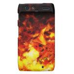 Autumn Fire Motorola Droid RAZR Cases
