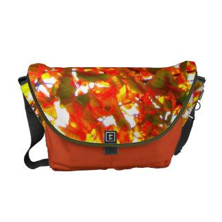 'Autumn Fire' Rickshaw Messenger Bag