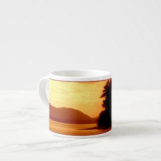 Autumn Flames Espresso Cup