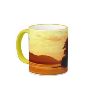 Autumn Flames Coffee Mug
