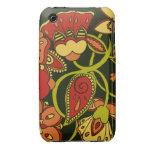 Autumn Floral iPhone 3 Case-Mate Case
