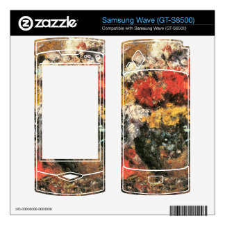 Autumn Flowers by Lovis Corinth Samsung Wave Skin