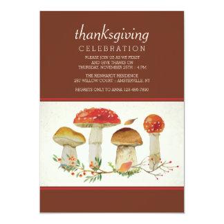 Autumn Forest Invitations