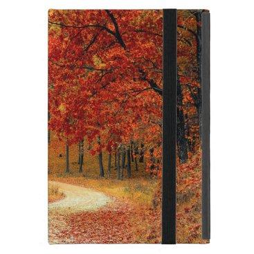 Autumn Forest Ipad Mini Case