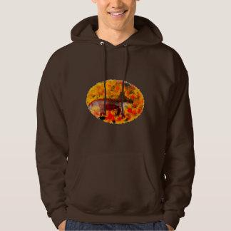 Autumn Fox Art Pullover