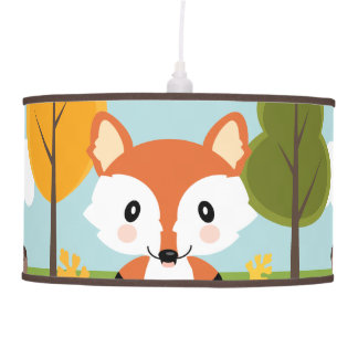 AUTUMN FOX PENDANT LAMP