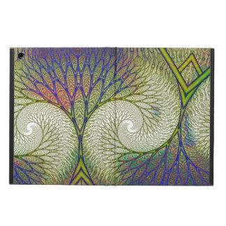 Autumn Fractal Tree iPad Air Cases