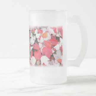 Autumn, Frosted Coffee Mug