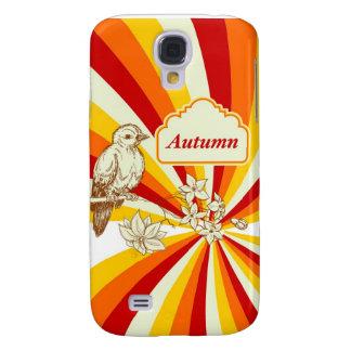 Autumn Galaxy S4 Cover