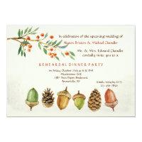 Autumn Garden Invitation