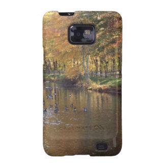 Autumn Geese Samsung Galaxy S2 Case